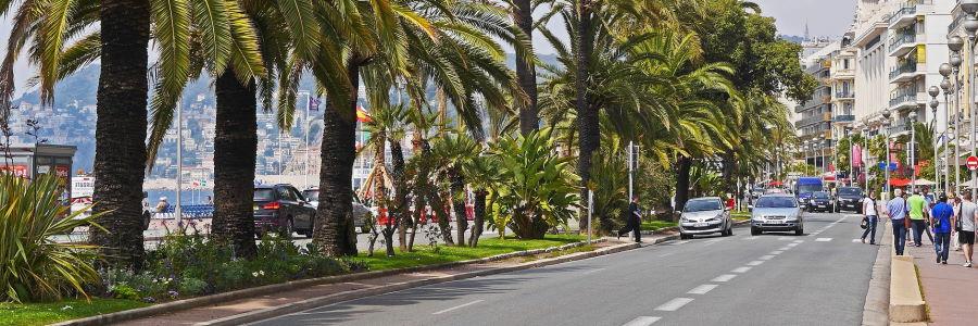 Agence immobilière à Nice