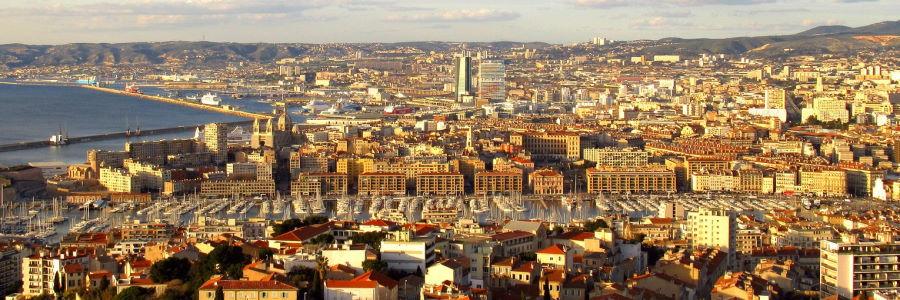 Agence immobilière à Marseille